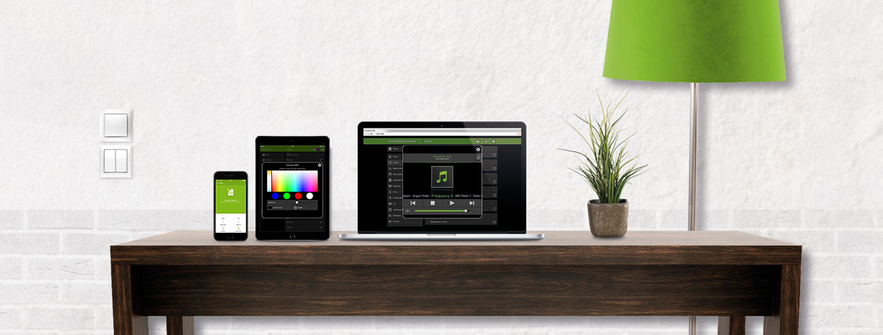 wie funktioniert ein smart home geiger automation gmbh in kempten im allg u intelligente. Black Bedroom Furniture Sets. Home Design Ideas